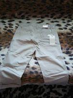 Бриджи G& G Jeans бежевые размер L/44