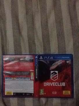 Ps4 game..driveclub