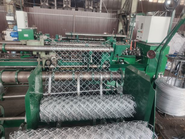 Станок автомат для производства сетки Рабица UDAFV 60