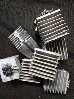 Оптотиристоры ТО125-1.5 на радиаторах