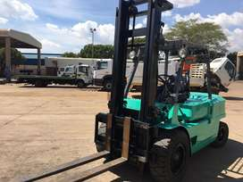 4.5 Ton Mitsubishi FD45 Forklift For Sale
