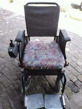 I need power wheelchair or shoprider