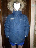Куртка зимняя подростковая, рост 158см