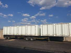 UREGENT SALE - SA Truck Bodies Interlink Trailer