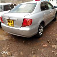 Toyota axio in good working condition. 0