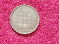 5 марок Третий Рейх 1934 г. оригинал