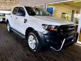2017 Ford Ranger 2.2TDCi XL PLUS 4X4 Double Cab Bakkie for s