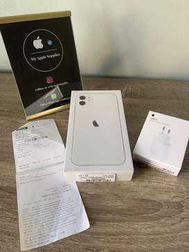iPhone 11 with iCare Plus & Reciept