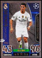 Karty piłkarskie 63 sztuk Champions League Panini