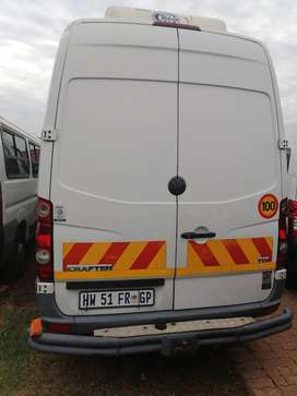 23 seater vw crafter for sale