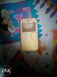Golden brown Phone cover 0