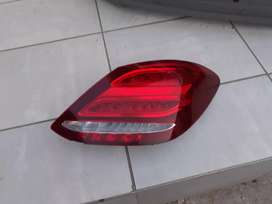 MERCEDES W205 LED TAILLIGHT.