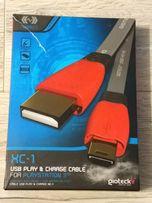 Kabel zasilający USB-miniUSB GIOTECK XC-1 - USZKODZONY