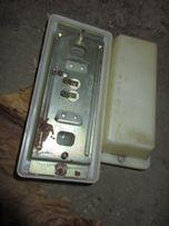 Світильник з пластмасовим плафоном 24 В