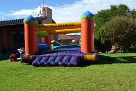 3mx3m jumping castle for hire