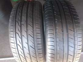Two new tyres sizes 224/45/18 now available