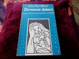 Książka ,,Zimowe dzieci''.