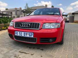 2004 Audi S4 4.2L V8 Quattro for only R119 995 @ Spies Motors