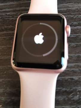 Apple watch series1 Rosegold
