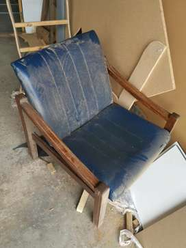 Upholstery repairs and designs