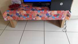 Table cover 4seater + table cover coffee table  & tabel Mats + 2 Tray