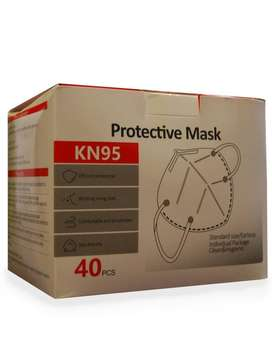 KN 95 - Protective Mask (40 pieces/box)