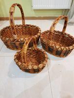 Корзины плетеные на пасху