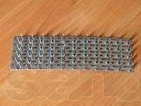 Скоба для поперечного крепления шпал,кругляка типа Ёжик