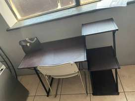 Study table and chair for sale