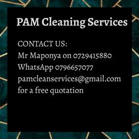 PAM Cleaning Services