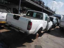Nissan Hardbody Double Cab Now Stripping For Spares