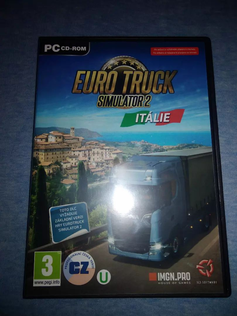 Euro Truck 2 Simulator Italie 0
