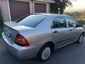 Clean toyota at a bargain price