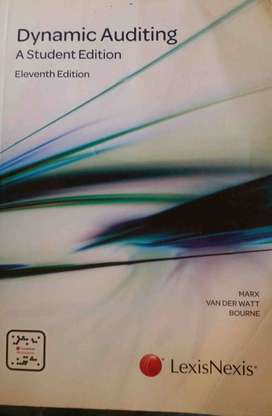 Dynamic Auditing Textbook - Marx for sale