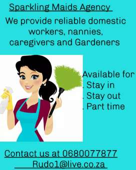 Sparkling Maids Agency