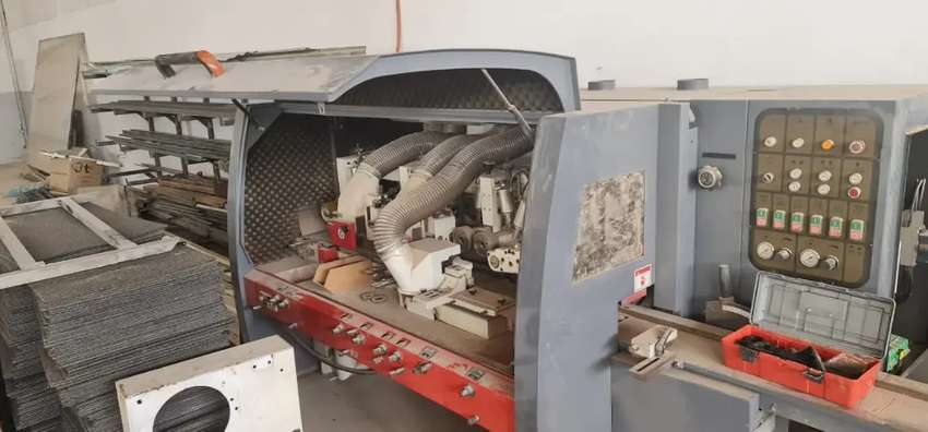 Woodmizer 6 head moulding machine as new 0