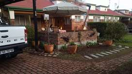 Fully furnished Sabie cottage in secure complex.