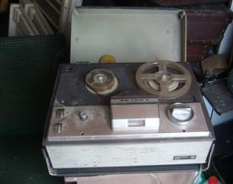 Magnetofon Szpulowy ZK 120 - PRL