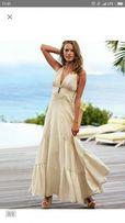 lniana sukienka Victoria's Secret r. 34 (amer.2xs) len