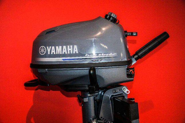 Silnik zaburtowy Yamaha F5 AMHS salon Bydgoszcz Bydgoszcz - image 3