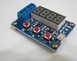 Измеритель емкости батарей аккумулятора шуруповерта