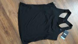 Koszulka do fitness i biegania Reebok XL I spodenki Nike L
