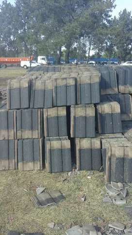 Used coverland renown roof tiles