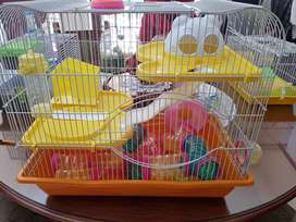 Hamster Cages and parts