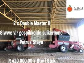 2 x double master ll
