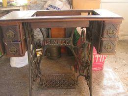 станок швейной singer с ящичками и машинкой