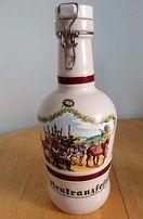 Глоулер (бутылка с ручкой и бугельной пробкой, Германия)