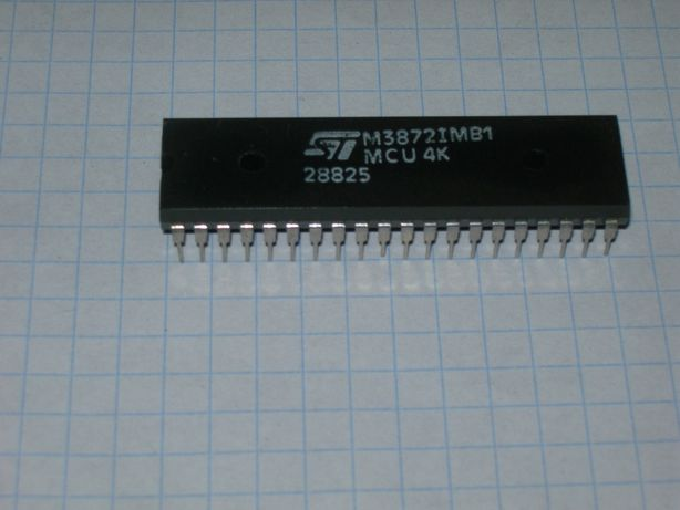Процессоры M3872IMB1 MCU 4K. и M3872IIB1 MCU 4K. Одесса - изображение 4