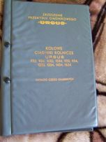 Katalog Ursus 932,934,1032,1034,1132,1134,1232,1234,1434,1634
