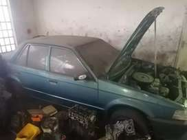 Mazda to be stripped for parts